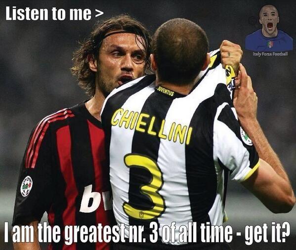Ac Milan #Maldini