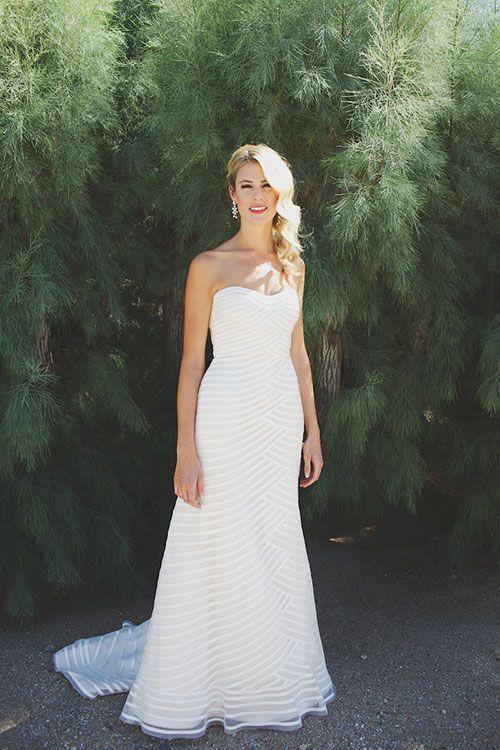 Tendance Robe du mariée 2017/2018  Art-Deco Anne Barge Wedding Dress | Brides.com  Tendance Robe du mariée 2017/2018 Description Art-Deco Anne Barge Wedding Dress | Brides.com