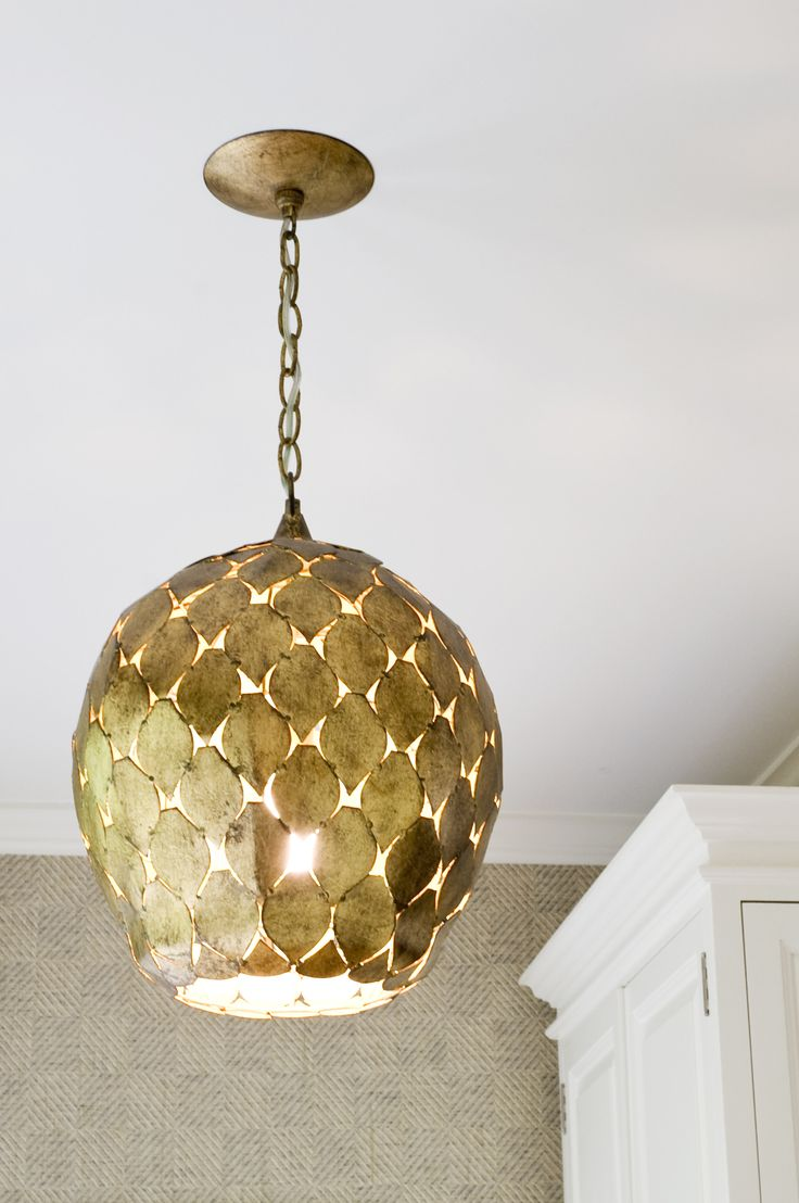 Favorite Brass Pendant Light 2013