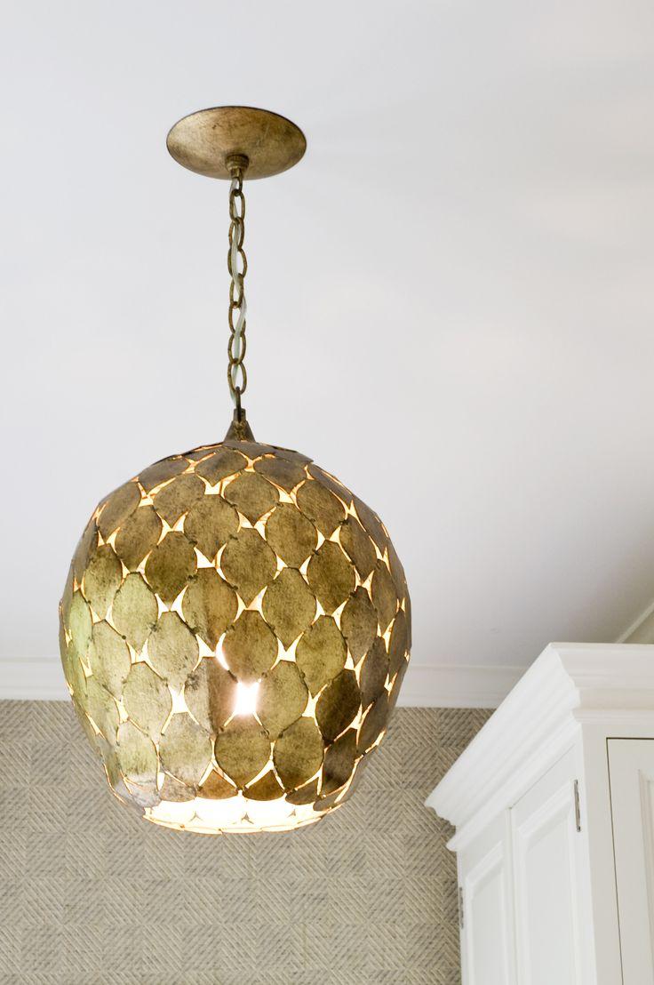 favorite brass pendant light. 2013.