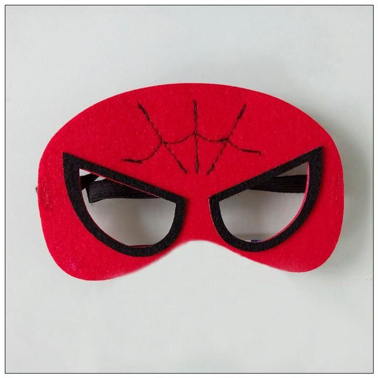 Bulk Spiderman Masks. 10x Spiderman Superhero Felt Masks. Superhero Party Favors. by LilPartyTreasures on Etsy