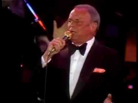 My Way (live at Caesar Palace, 1978) - Frank Sinatra my parents saw this concert.  Frank Sinatra was my mom's idol.