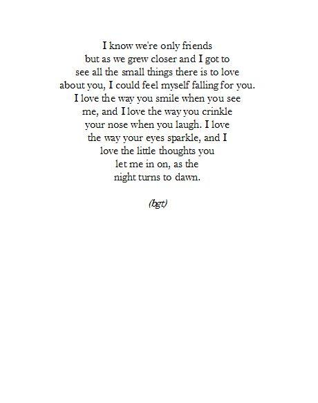 Falling Love My Best Friend