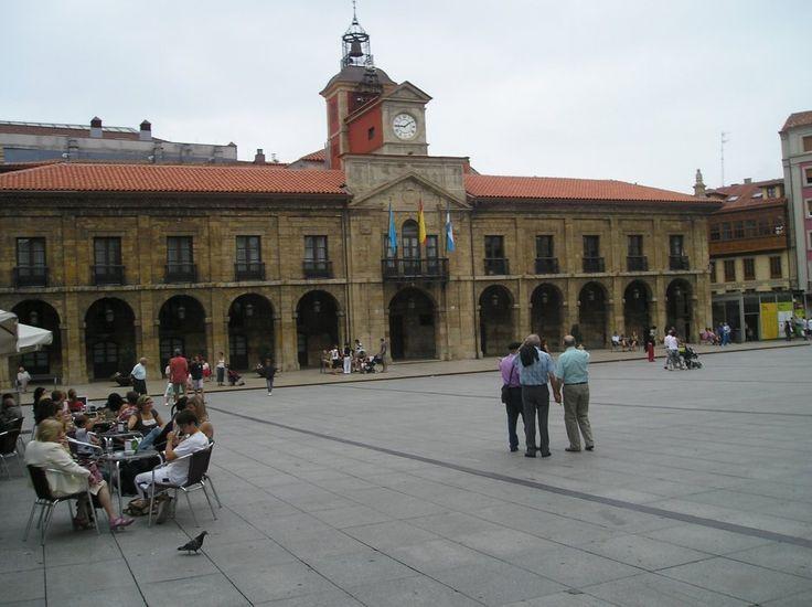 Ayuntamiento de Avilés (1650) Juan de Estrada