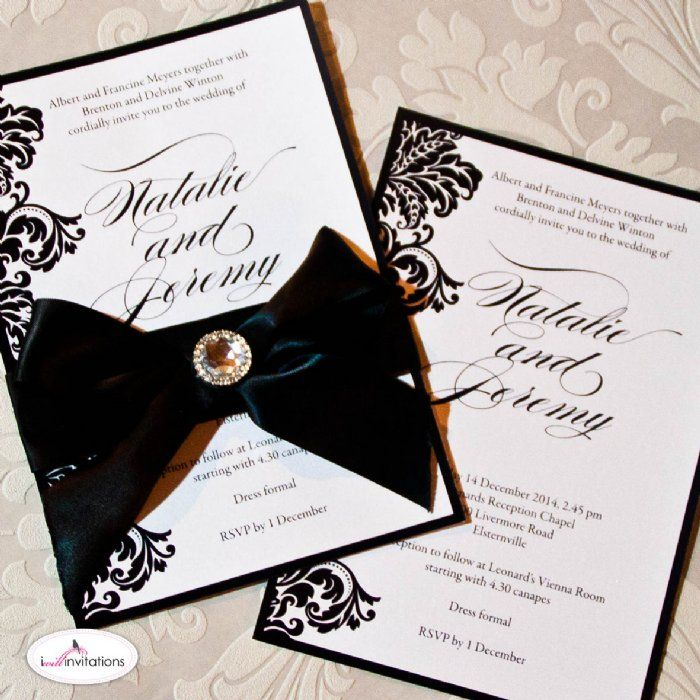 24 best Wedding Invitations by I Will Invitations images on ...