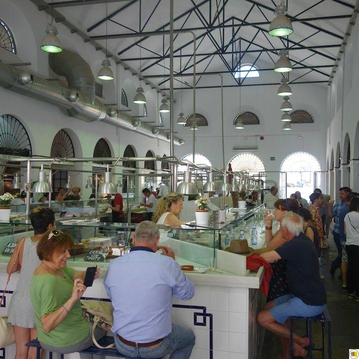 Mercado de Feria - Séville