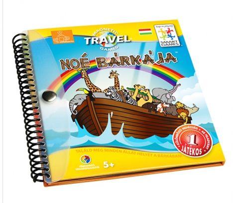 Logikai mágneses játék - Noé bárkája | Tudatos Szülők Áruháza