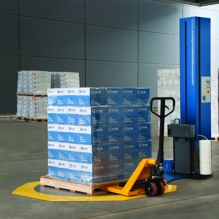 Buy A Pallet Wrapping Machine To Ensure Consistent Wrap