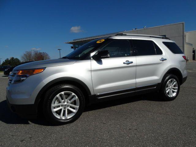 2014 Ford Explorer XLT, $22950 - Cars.com