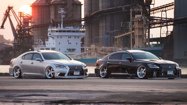 Harbor Japan Lexus Ls460 Tuning Custom Rims Wide Hd Wallpaper Wpwide Lexus Ls 460 Lexus Ls Lexus
