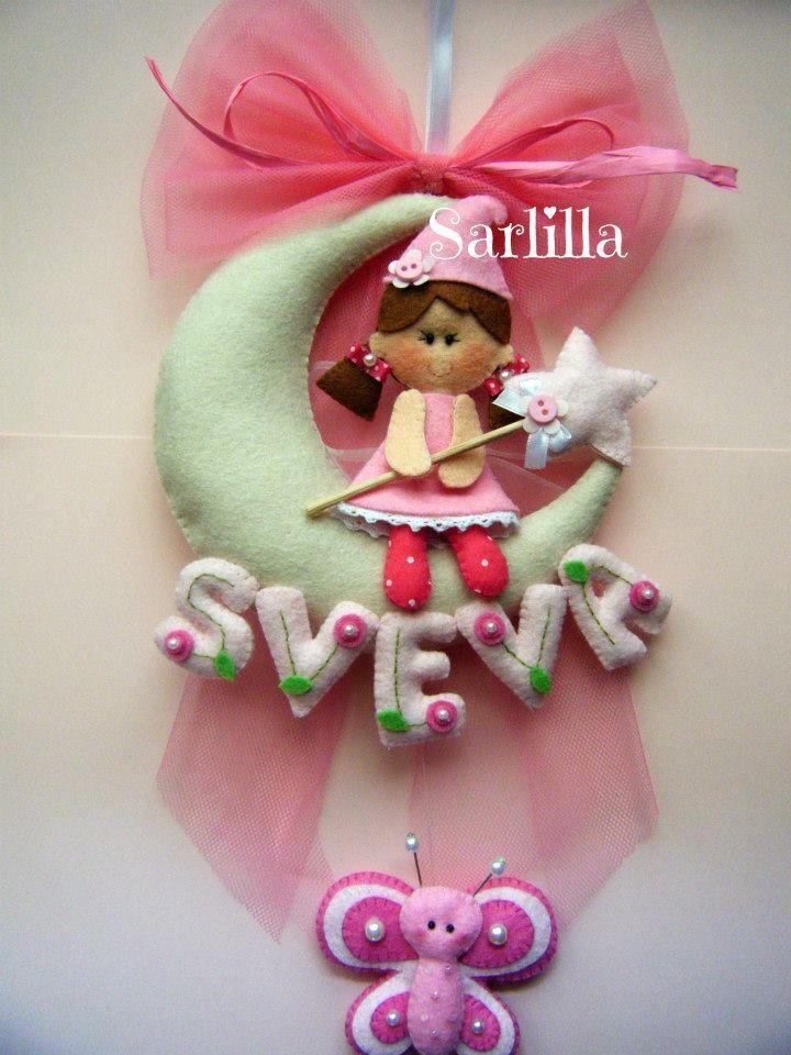 Fiocco nascita per la piccola Sveva