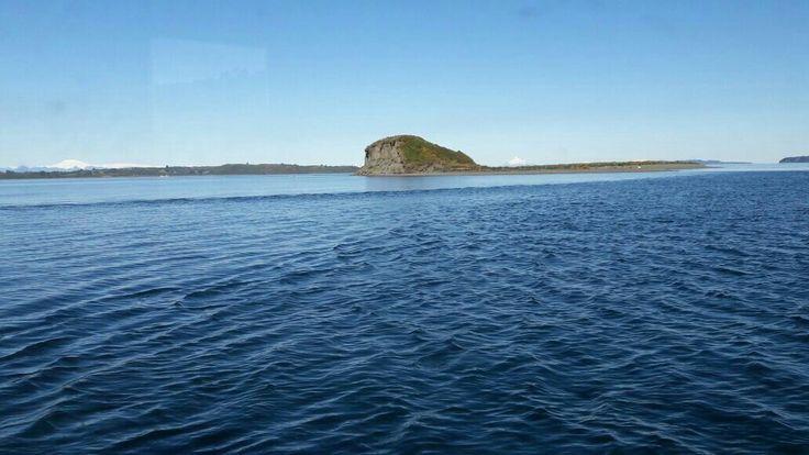 Chequeten, parte de la isla Llingua