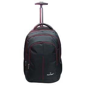 Buy Passenger Backpack Trolley 18 inch, 4030-4,Black at 129 AED - AWOK Online Store