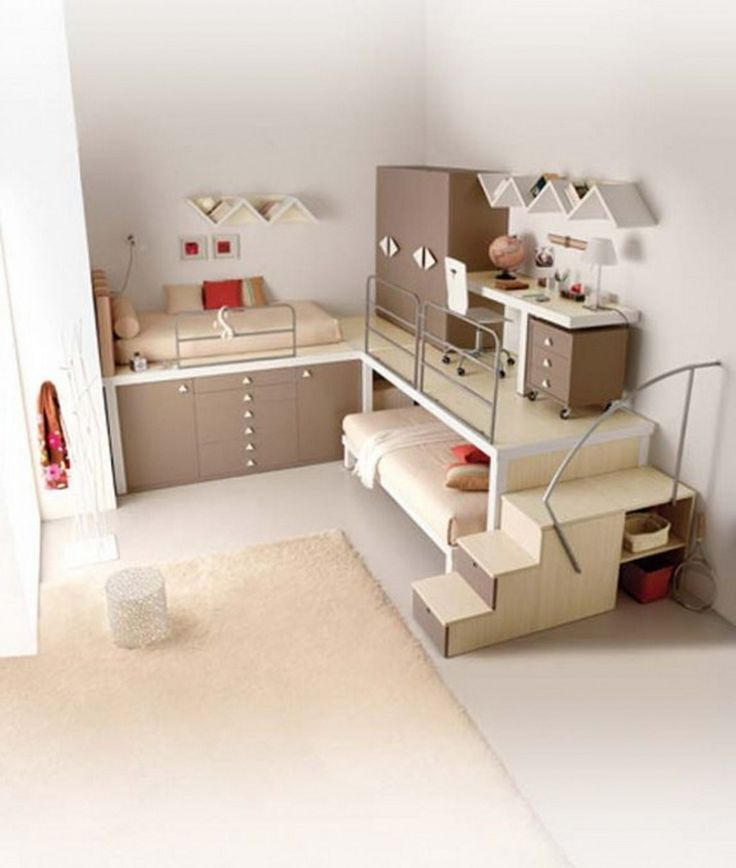 image result for loft bedroom ideas for teenage girls - Coole Mdchen Schlafzimmer Mit Lofts