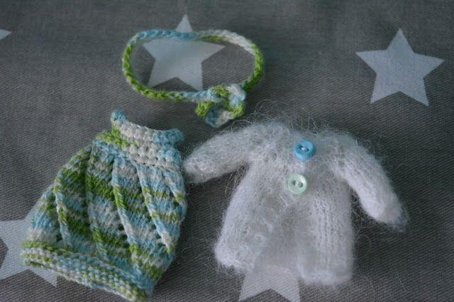 Minty Atelier: Set dla maluchów :)