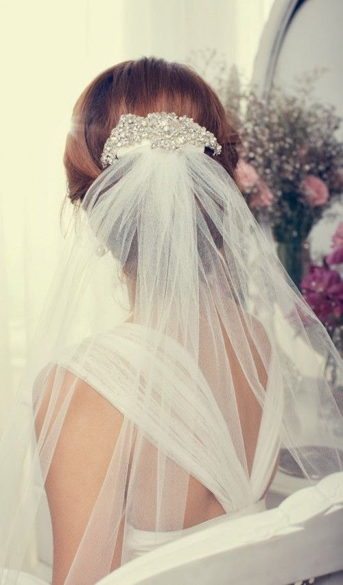 Sparkling Bridal Accessories By Anna Campbell