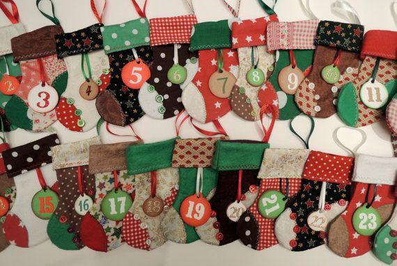 Ordinary Christmas Stockings Ideas Homemade #1: 478d4dd538f94fedecd349b022814fe0--christmas-advent-calendars-xmas-ideas.jpg