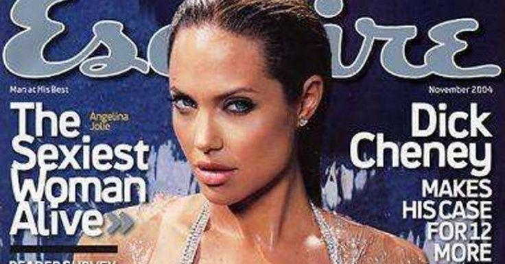 Esquire Magazine's Sexiest Woman Alive