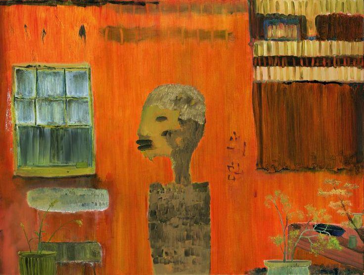 John Lurie - The Religious Misanthrope.   http://www.johnlurieart.com