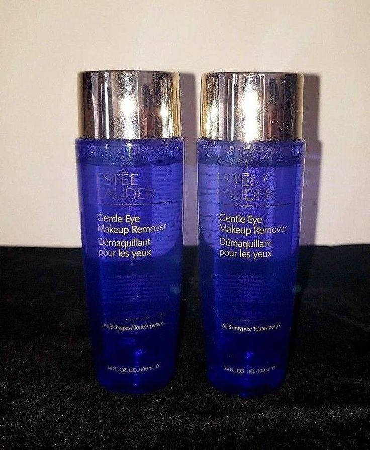 2 x ESTEE LAUDER Gentle Eye Makeup Remover 3.4 oz 100ml