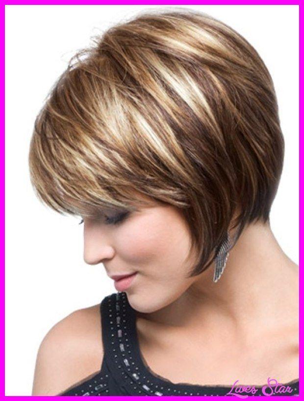 Nice Very Short Highlighted Hairstyles Womenshairstyleslongbalayage