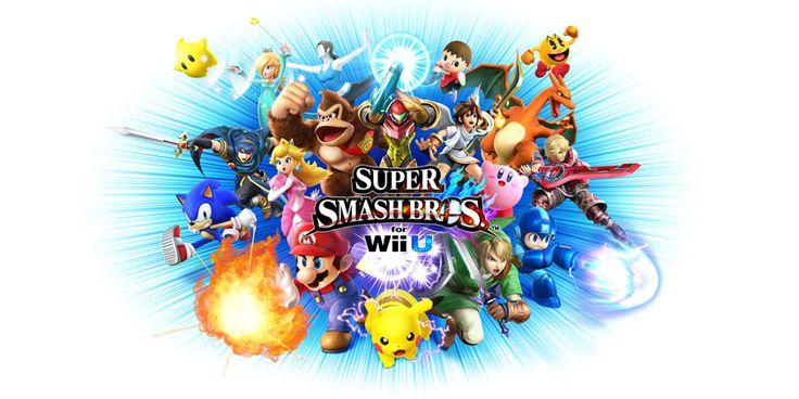 Super Smash Bros. Wii U release date announced #supersmashbros #nintendo #wiiu #gaming #news #vgchest
