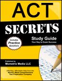ACT Study Guide. along with other major tests study guides
