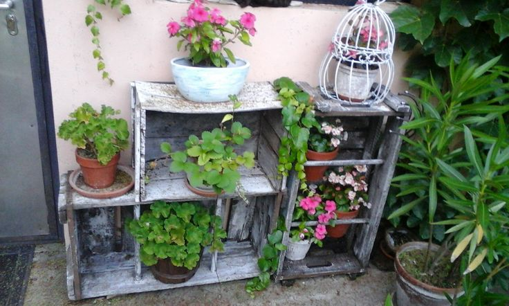 Walls With DIY Wall Container Gardening…