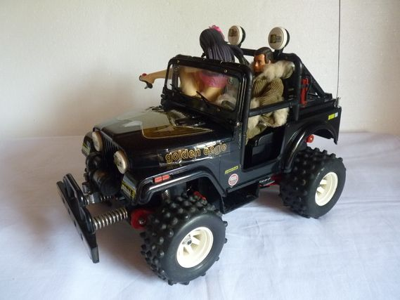 Marui Super Whellie CJ7 1986