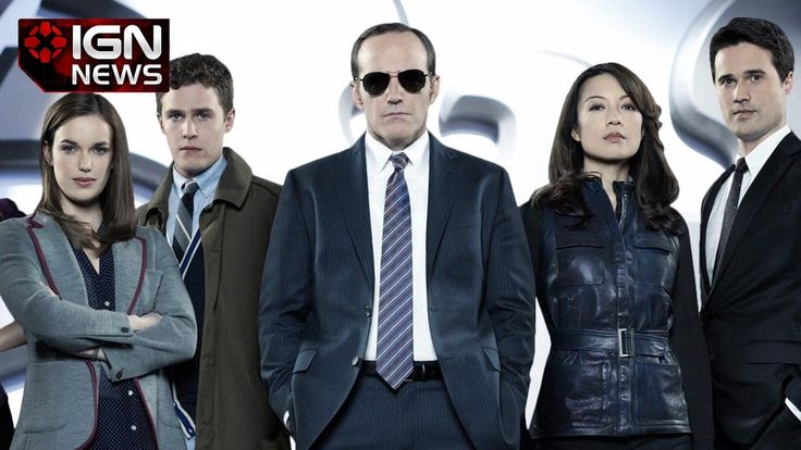 Marvel's Agents of SHIELD: Blue Alien Race Revealed - IGN News
