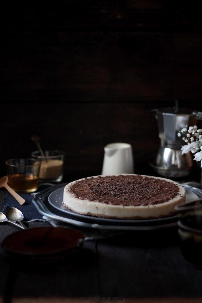 rustykalna kuchnia - cooking at home: Torcik mleczno - orzechowy o smaku Kinder Bueno