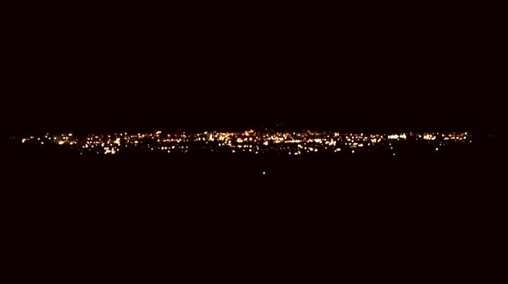 Night View at.Lembang Bandung