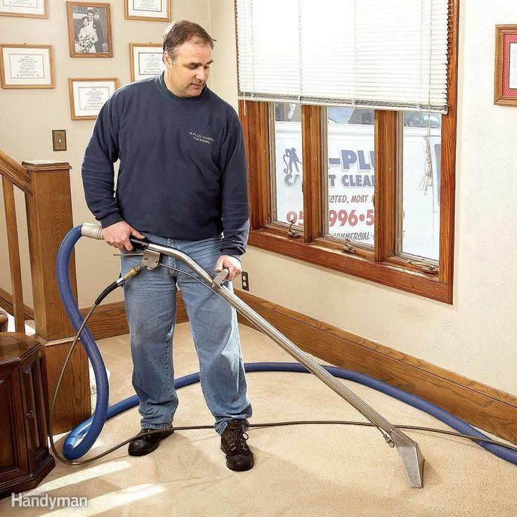 Hiring a Pro Carpet Cleaner - Most carpet manufacturers recommend professional…