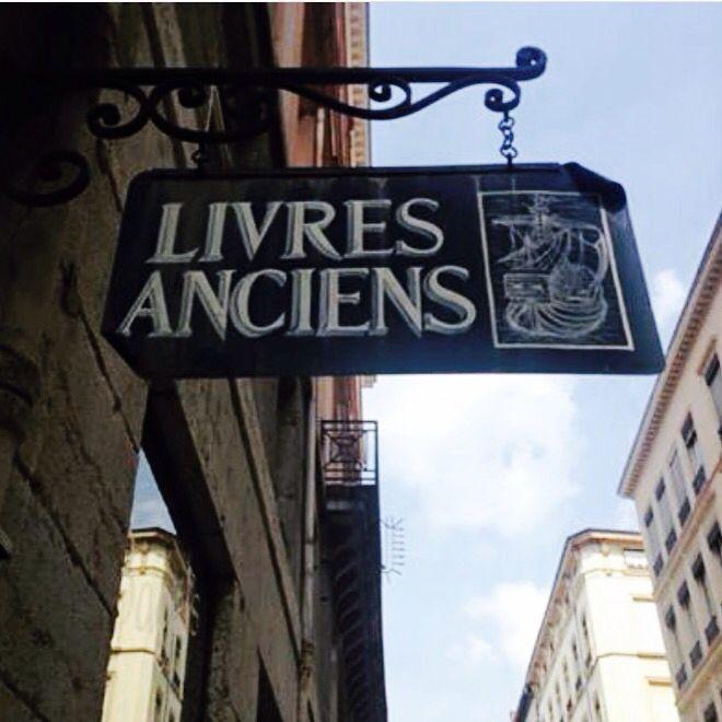 Lyon #books #oldbooks