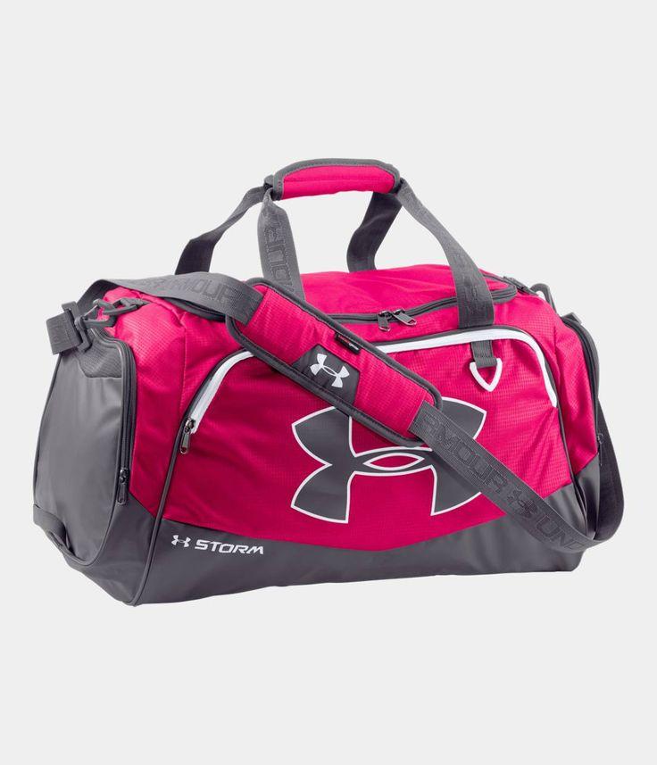 under armour camo gym bag