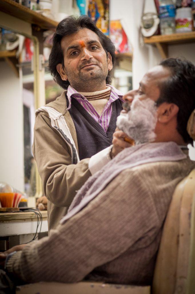 From India - Razor man by corpusmind on Aminus3