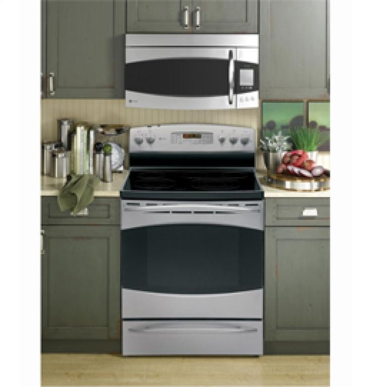 Canada Kitchen Appliances: Smooth Top Ranges Images On