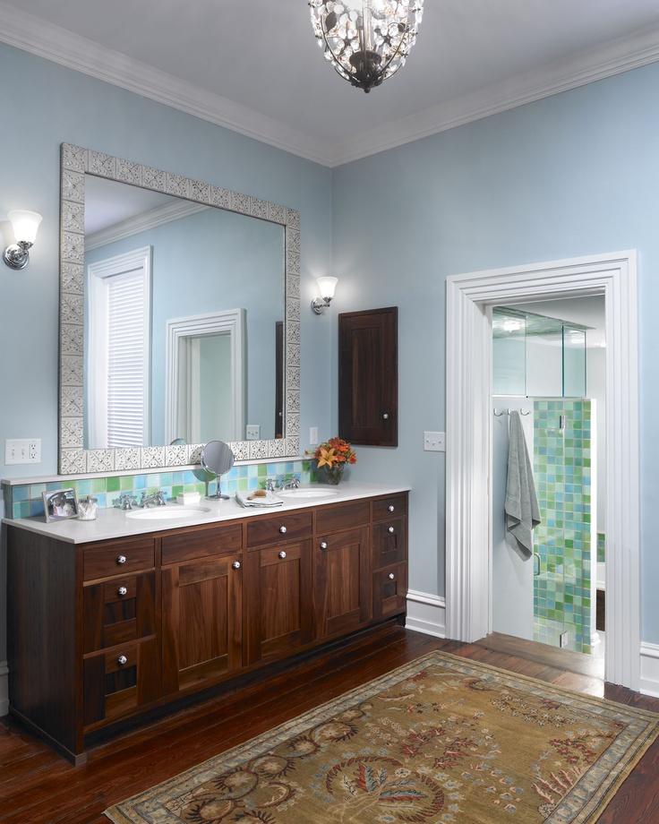 Best Bathroom Renovations Images On Pinterest Bathroom - Townhouse bathroom remodel