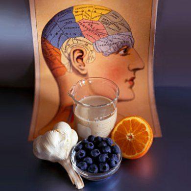 Foods and Memory ~ Trigeminal Neuralgia