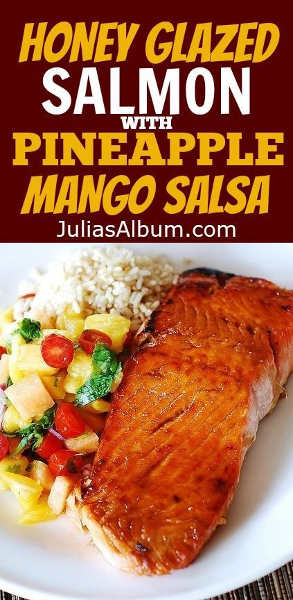 48 best main course meals images on pinterest cooking for Mango salsa recipe for fish