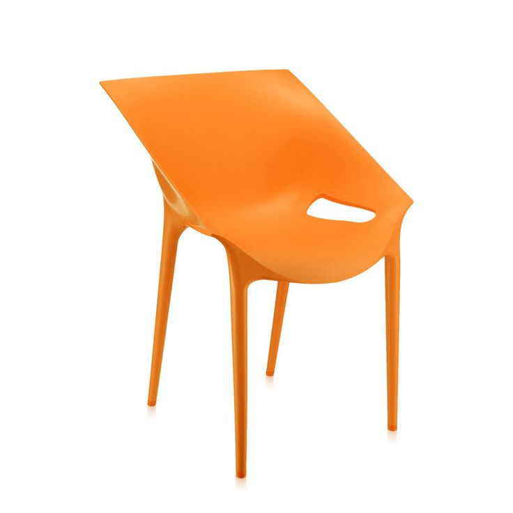 DR. YES CHAIR / DESIGN STARCK P. - QUITLLET E. / BY KARTELL / YEAR 2009