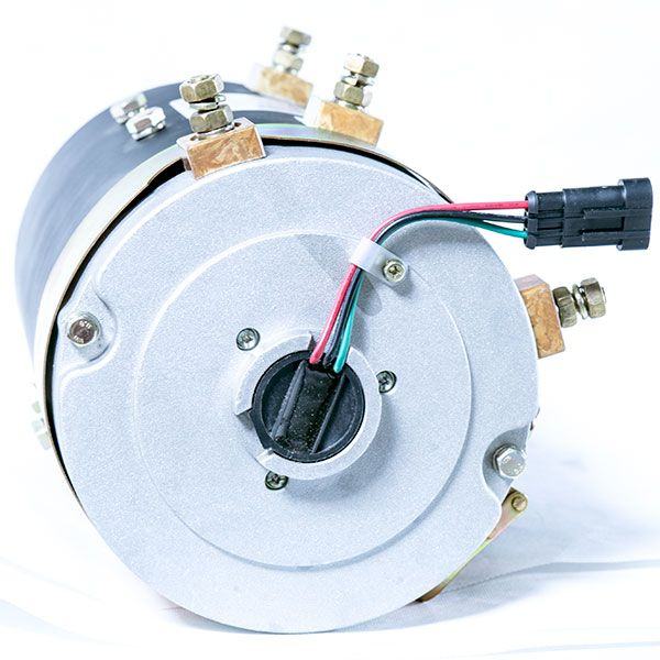 Dc Sepex Motor Xq 3 8 48v 3 8kw Other Voltage Options Available Traction Motor Golf Car Motor