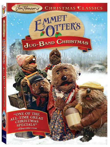 On 11th day of Christmas ... I watched Emmet Otter's Jug-Band Christmas