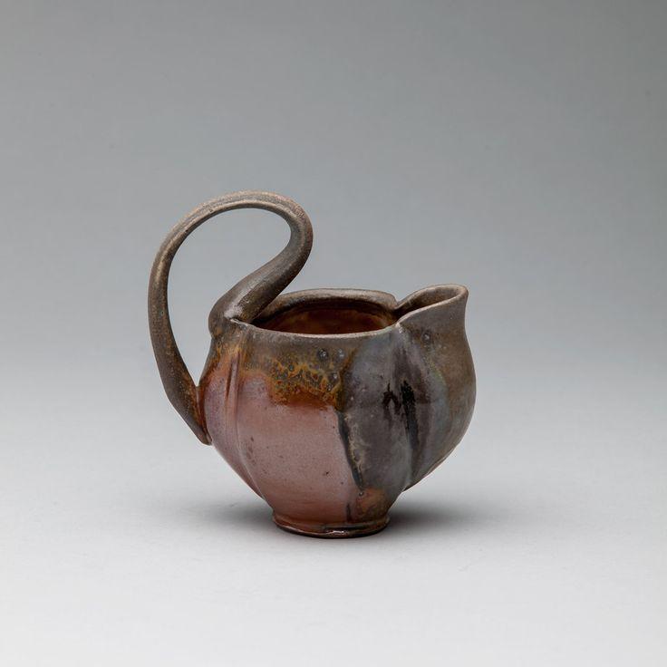 Anagama Wood-Fired Creamer – Hannah Meredith / Ceramics