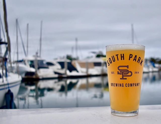 FRESH BEER RELEASE! . Yacht Rock IPA 7% ABV . Bring the whole crew 'upon your mystery ship' because 'it's not far down to paradise' and once you land there the only beer you need is Yacht Rock IPA!  This beer will bring you back to the days you were 'chasin love out on Thunder Island.' So kick back and 'steal away' the days with this sublime hop odyssey. This juicy  beer may have 'crossed the diamond with the pearl, and after a pint or two you 'have to believe it is magic.' Pineapple, peach…