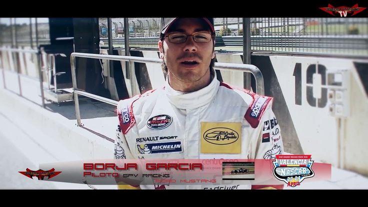 ESPECIAL BORJA GARCIA VALENCIA NASCAR FEST