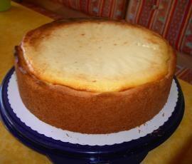 Rezept Käsekuchen nach Tante Gertrud - Dieser Käsekuchen fällt nicht zusammen und schmeckt prima! von Ute123 - Rezept der Kategorie Backen süß