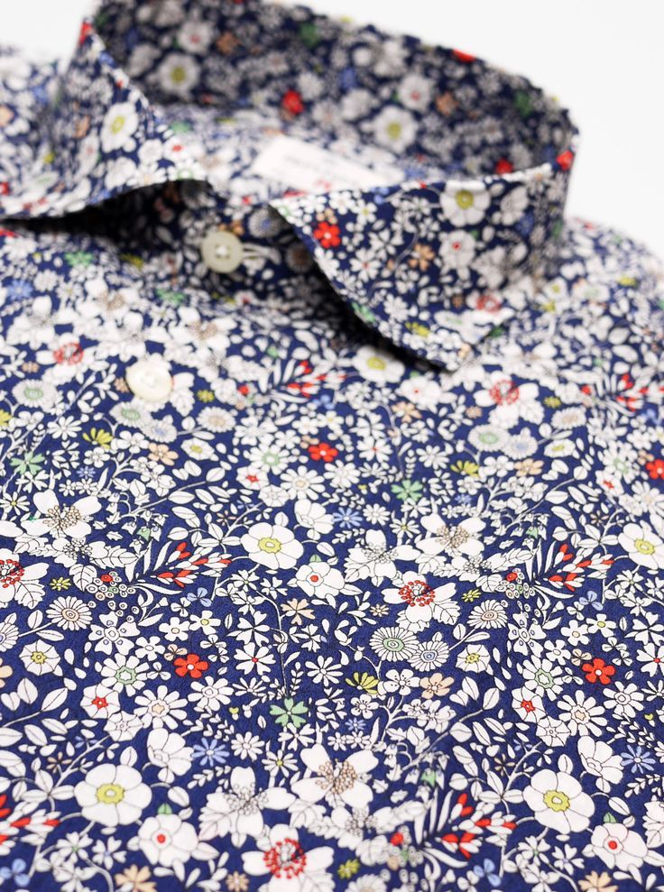 Hartford Flower Shirt