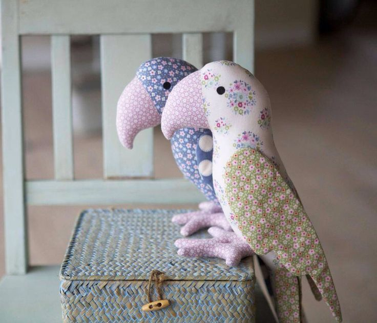 Papagaios Tilda