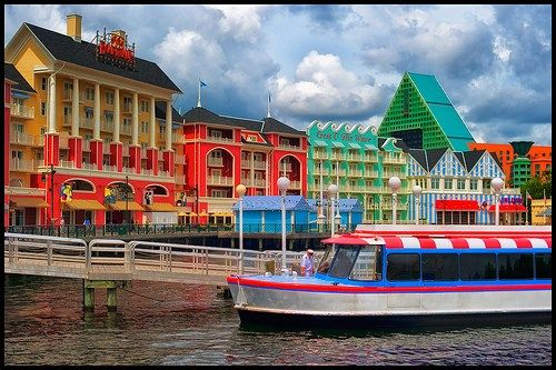 Disney World Hotel Guide. Welcome to the Boardwalk!